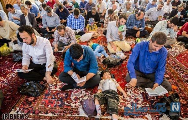 مراسم دعای پرفیض عرفه