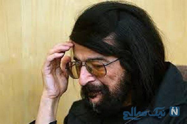 مراسم یادبود حسین آهی شاعر ایرانی در خانه شاعران