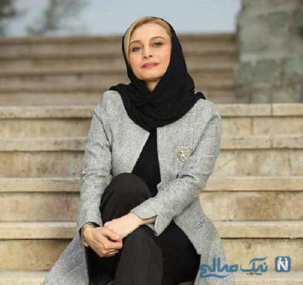 مریم کاویانی بازیگر سینما