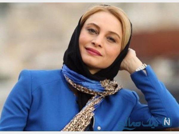 مریم کاویانی بازیگر سینما و انتقادات جالب او از سریال بوی باران