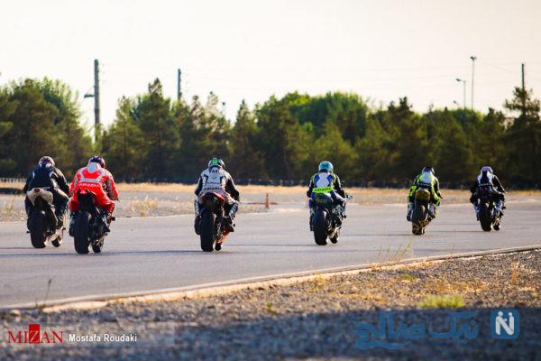 مسابقات موتور ریس قهرمانی کشور