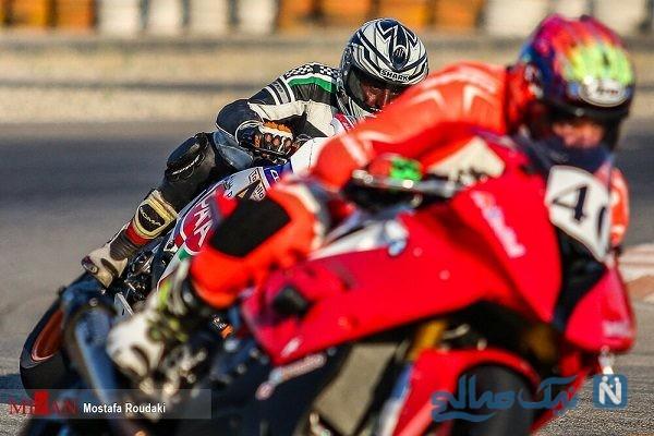 مسابقات موتور ریس قهرمانی کشور در پیست آزادی
