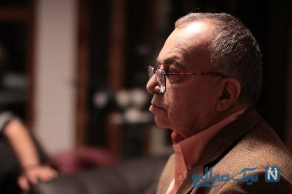 مسعود فروتن بازیگر سریال پدر و خاطره جالب درباره عروسیش در تلویزیون