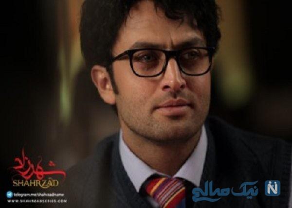 مصطفی زمانی بازیگر سریال شهرزاد و واکنشش به زندانی شدن هادی رضوی
