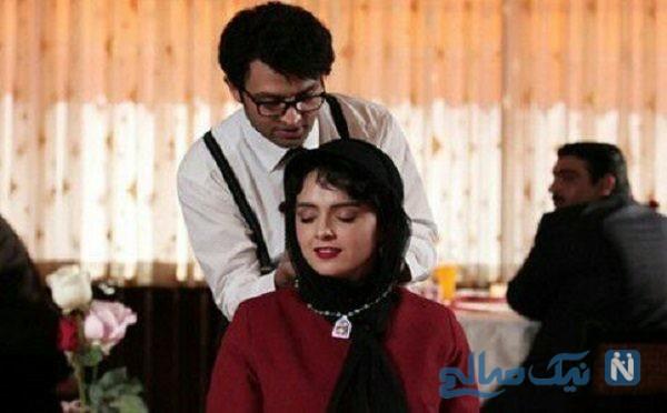 مصطفی زمانی بازیگر سریال شهرزاد