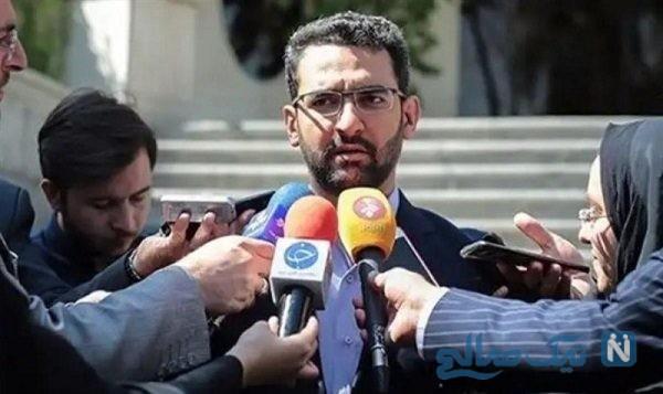 نحوه دریافت اینترنت رایگان یک ساله خبرنگاران از زبان آذری جهرمی