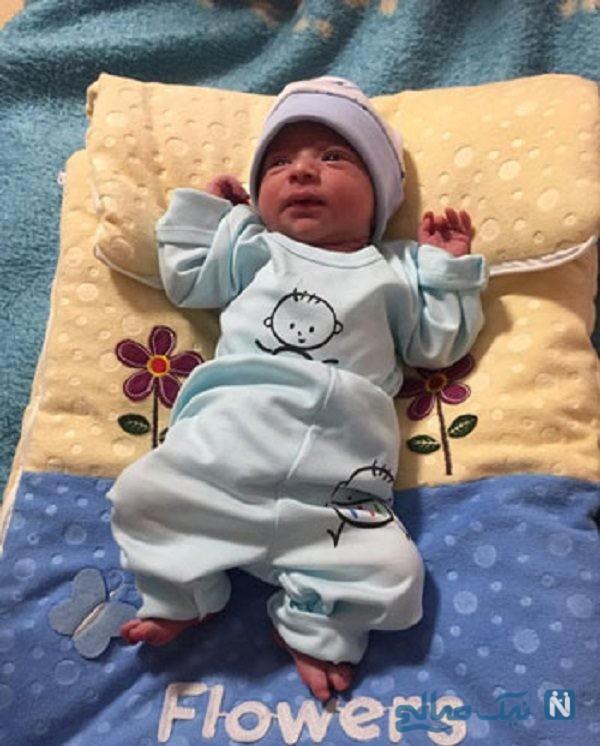 نوزاد دزدیده شده