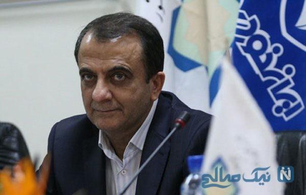 هاشم یکه زارع مدیرعامل ایران خودرو بازداشت شد+جزئیات