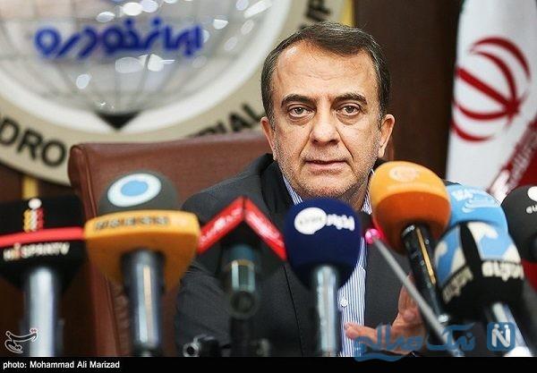 هاشم یکه زارع مدیرعامل ایران خودرو