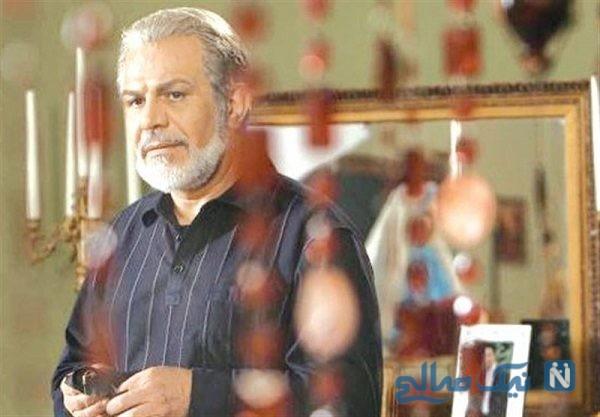 علت کم کاری پرویز فلاحی پور بازیگر ایرانی در سینما