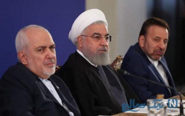 کنایه روحانی رئیس جمهور کشورمان به دولت قبل