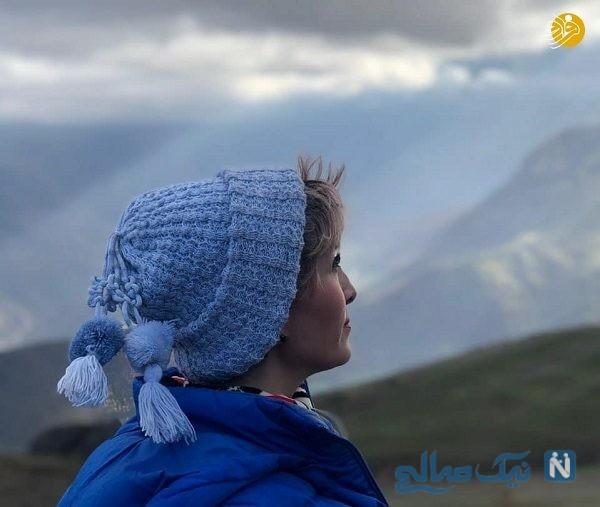 کوهنوردی در دماوند و مفقود شدن فرناز دولتخواه هنگام کوهنوردی
