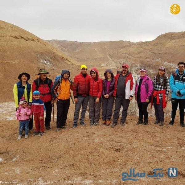 کوهنوردی در دماوند