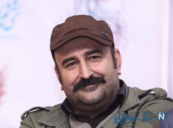 گریم مهران احمدی در فیلم سینمایی مطرب