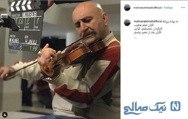 گریم مهران احمدی