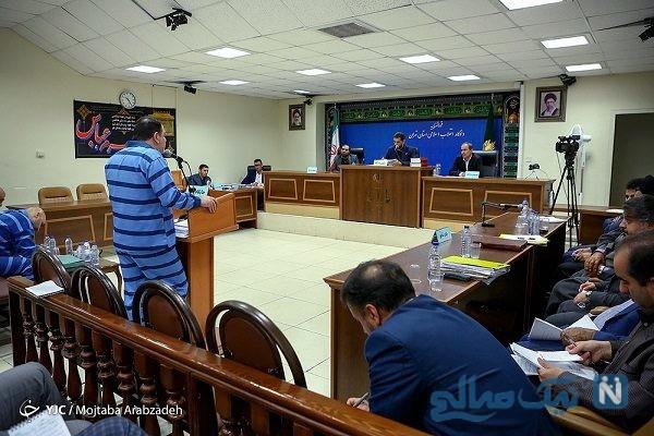 آخرین جلسه دادگاه بانک سرمایه با حضور محمدرضا خانی و ۶ متهم دیگر