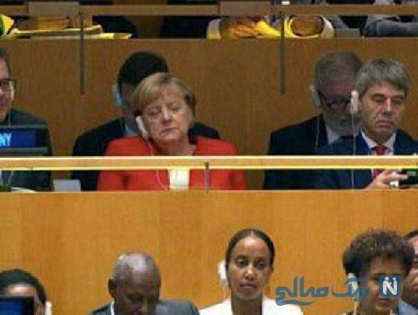 آنگلا مرکل نخست وزیر آلمان