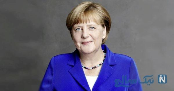 چرت زدن آنگلا مرکل نخست وزیر آلمان در سازمان ملل