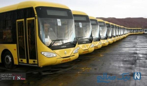 احداث مسیر مخصوص اتوبوس در مسیرهای کرج تهران و بالعکس
