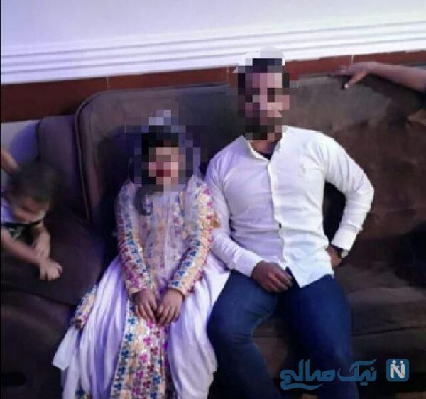 ازدواج دختر 11 ساله کهگیلویه
