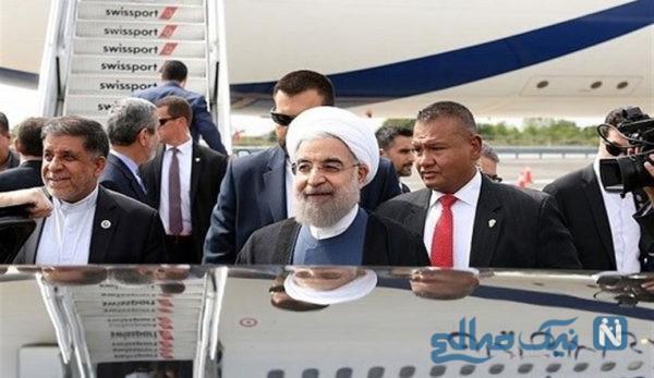 بازگشت روحانی از نیویورک به تهران