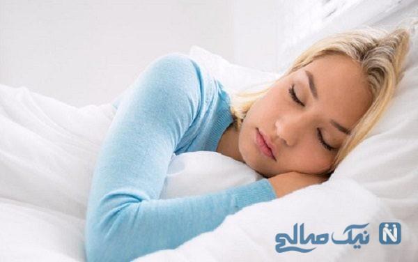 بدترین و بهترین حالت خوابیدن برای سلامتی بدن انسان