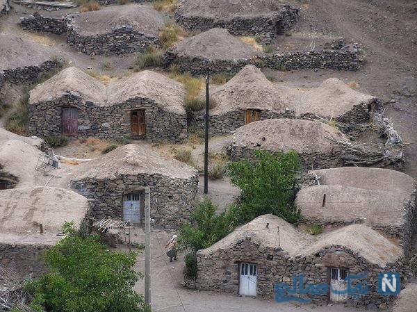 بلندترین روستای ایران