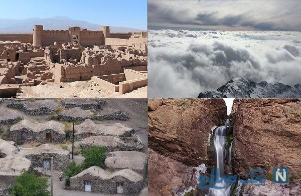 بلندترین روستای ایران را بشناسید   از خانه های هشتی تا آب و هوای مشتی