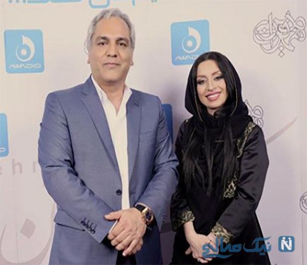 بیماری سخت ماندانا سوری بازیگر زن جوان سریال های مهران مدیری