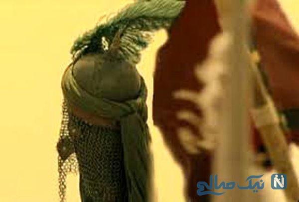 سر مبارک امام حسین علیه السلام کجا قرآن خوانده است ؟