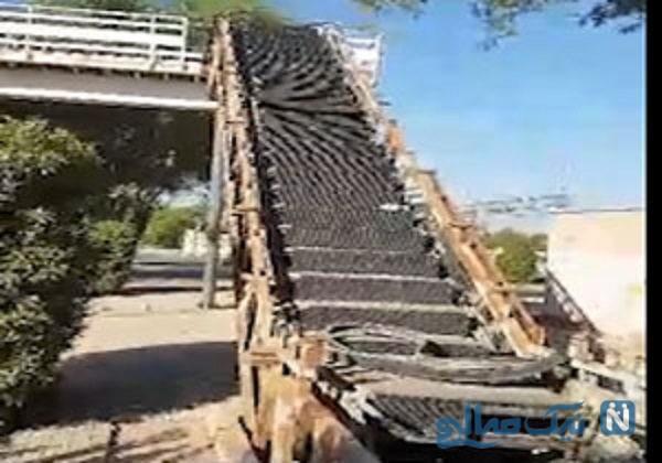 پله برقی عابر پیاده