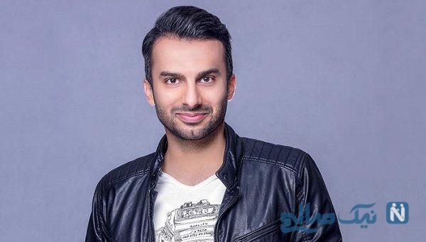 محمد حسین میثاقی تنهاتر از همیشه در میان جمع