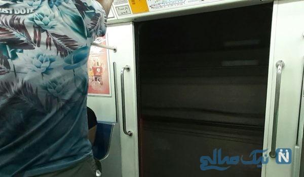 حرکت متروی تهران