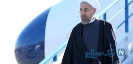 حسن روحانی در آنکارا و استقبال گرم مقامات ترک از ایشان