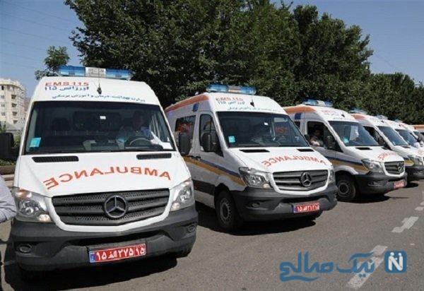 خرید و فروش آمبولانس