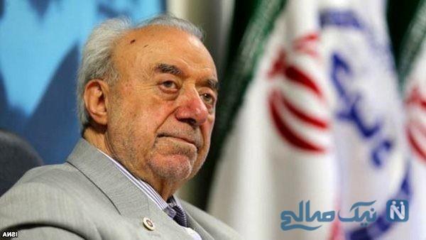 درگذشتِ اسدالله عسگراولادی تاجر مشهور و سیاستمدار محافظهکار