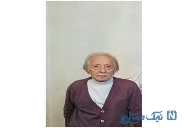 درگذشت محمد حاجی حسینی