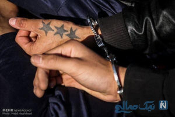 دستگیری سارقان زورگیر