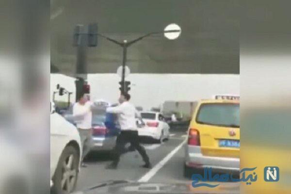 دعوای راننده تاکسی