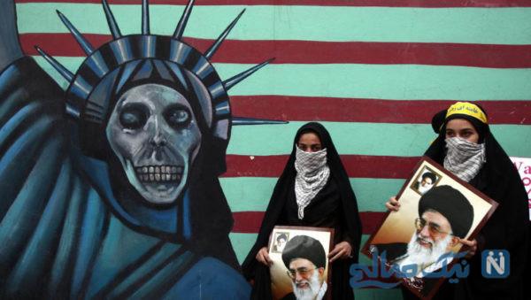 دلیل حذف نقاشیهای دیوار سفارت آمریکا
