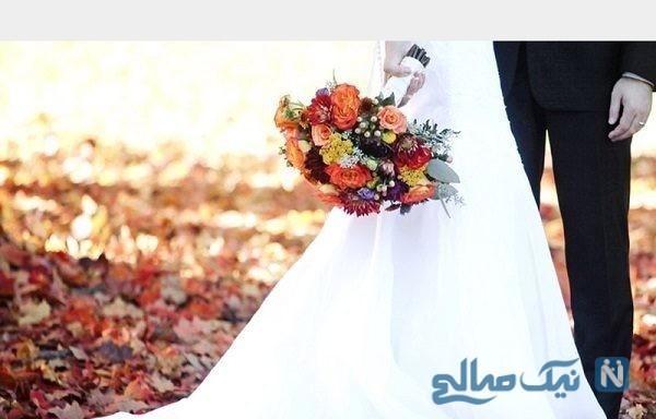 رفتار عجیب و غریب یک پدر در مراسم عروسی دخترش