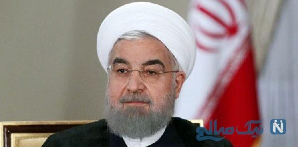 روضه خوانی روحانی در سوگ امام حسین(ع) در جلسه هیئت دولت