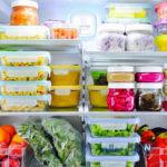 زمان نگهداری مواد غذایی در یخچال و فریز + اینفوگرافیک