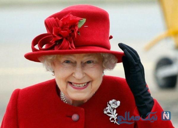 زندگی ملکه انگلستان