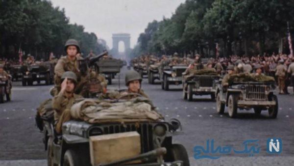 سربازان روسیه در جنگ جهانی دوم