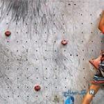 حادثه دلخراش برای کودک ۸ ساله فولادشهری در سنگ نوردی