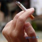 سیگار کشیدن یکی از هواداران فوتبال در لیگ ترکیه جنجال به پا کرد!