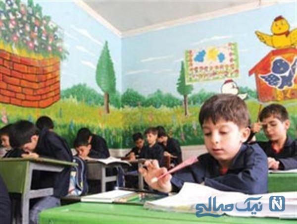 شروع به کار مدارس در بقیه کشور های دنیا چطور است