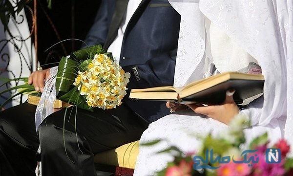 عروس ۱۲ ساله در یاسوج پای سفر عقد نشست و بله را گفت!+ فیلم