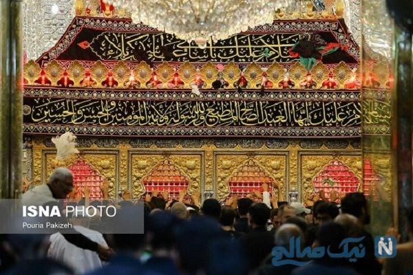 عزاداری شب تاسوعای حسینی
